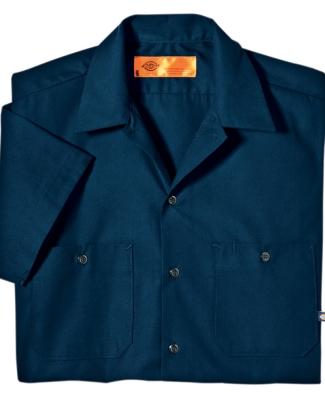 Dickies Short Sleeve Permanent Press Poplin Work Shirt