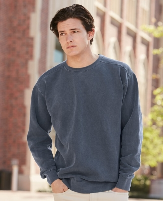 1566 Comfort Colors - Pigment-Dyed Crewneck Sweatshirt Catalog