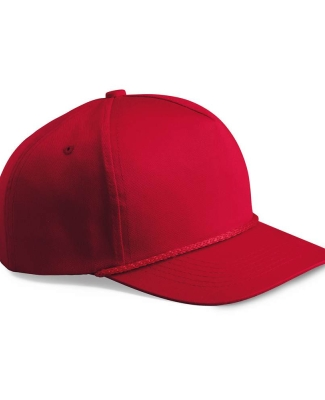 Valucap 8869H Five-Panel Cap with Braid
