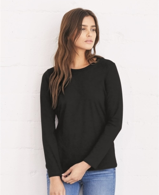 BELLA 6450 Womens Long Sleeve Missy T-Shirt Catalog