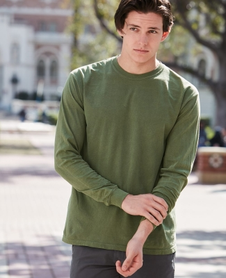 6014 Comfort Colors - 6.1 Ounce Ringspun Cotton Long Sleeve T-Shirt Catalog
