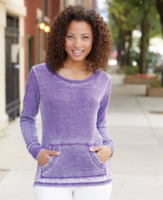 8255 J. America - Women's Zen Thermal Long Sleeve T-Shirt
