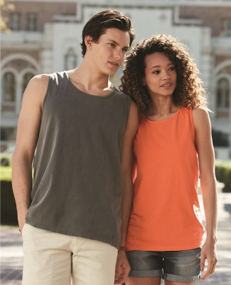 C9360 Comfort Colors Ringspun Garment-Dyed Tank Catalog