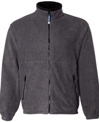 Colorado Clothing 13010 Classic Fleece Jacket Charcoal