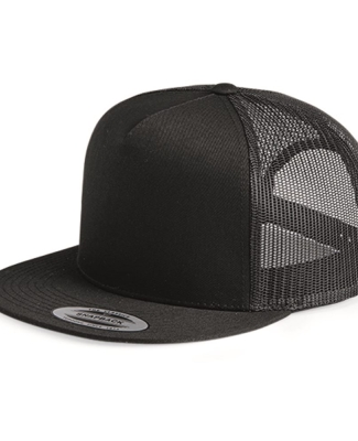 Yupoong-Flex Fit 6006 Five-Panel Classic Trucker Cap