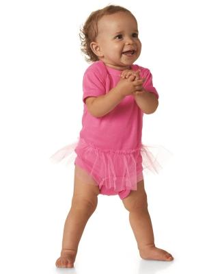 Rabbit Skins 4422 Infant Tutu Baby Rib Bodysuit Catalog