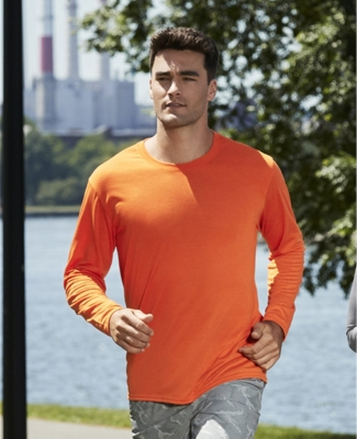 42400 Gildan Adult Core Performance Long-Sleeve T-Shirt