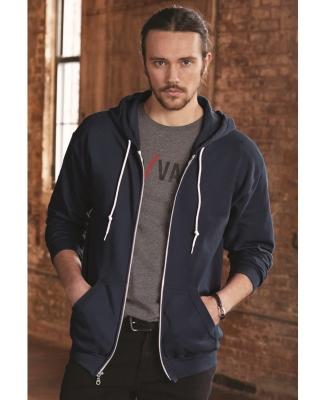 71600 Anvil Men's Fashion Full-Zip Hooded Sweatshirt Catalog