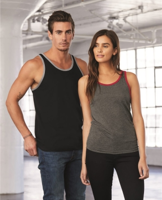 BELLA+CANVAS 3480 Unisex Cotton Tank Top Catalog