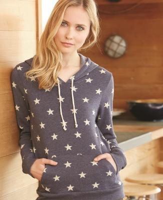 Alternative Apparel 9596 Womens Eco-Fleece Pullover Hoodie Catalog