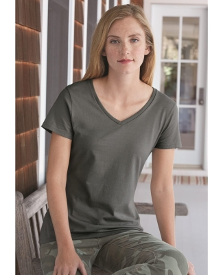 S04V Nano-T Women's V-Neck T-Shirt Catalog