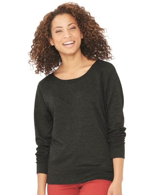 LAT 3762 Women's Slouchy French Terry Pullover Catalog