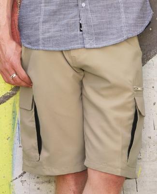 B9803 Burnside - Microfiber Shorts
