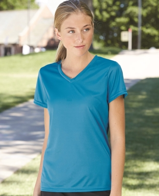 1790 Augusta Sportswear - Ladies' V-Neck Wicking T-Shirt  Catalog