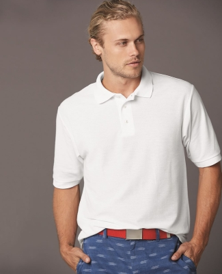 537 Jerzees Men's Easy Care™ Pique Polo