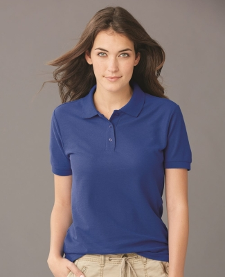 Jerzees 537WR Easy Care Women's Pique Sport Shirt