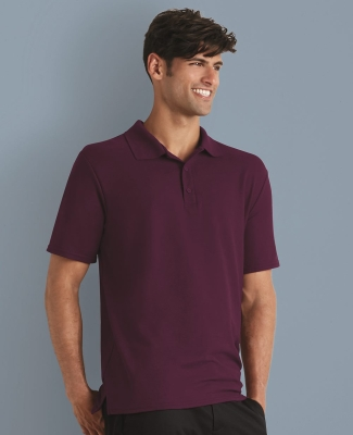 72800 Gildan DryBlend® Adult Double Piqué Polo