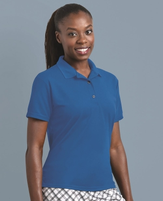 45800L Gildan Performance™ Ladies' Double Piqué Polo