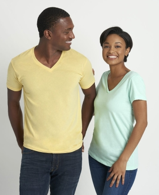 Next Level 6440 Premium Sueded V-Neck T-shirt Catalog