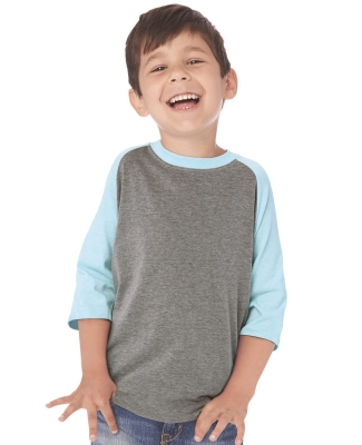 Next Level 3352 Youth CVC Baseball Raglan Catalog