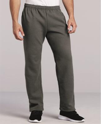 G123 Gildan 9.3 oz. Ultra Blend® 50/50 Open-Bottom Sweatpants