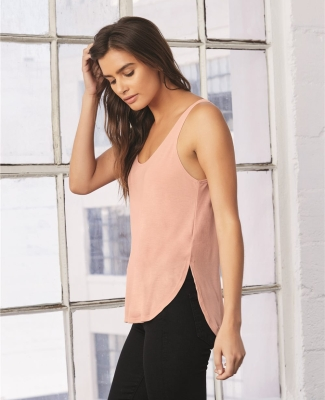 8802 Bella + Canvas - Women's Flowy Tank with Side Slit  Catalog