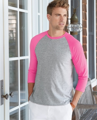 42BA X-Temp Three-Quarter Sleeve Baseball T-Shirt Catalog