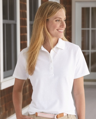 52 035P Women's X-Temp Pique Sport Shirt with Fresh IQ Catalog