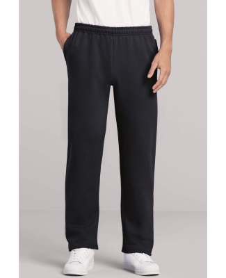 Gildan 18300 Heavy Blend Open Bottom Sweatpants with Pockets