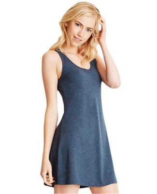 Next Level Apparel 6734 Women's Tri-Blend Racerback Tank Dress Catalog
