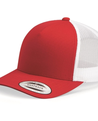 Yupoong-Flex Fit 6506 Retro Snapback Trucker Cap