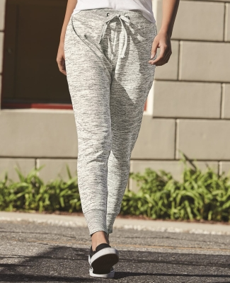 197 8675 Melange Fleece Women's Jogger Pants