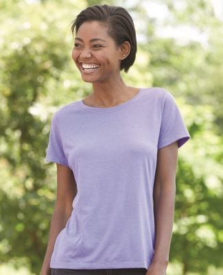 Hanes MO150 Women's Modal Triblend T-Shirt Catalog