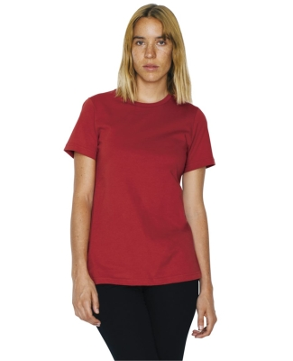 American Apparel 23215OW Ladies' Organic Fine Jersey Classic T-Shirt Catalog