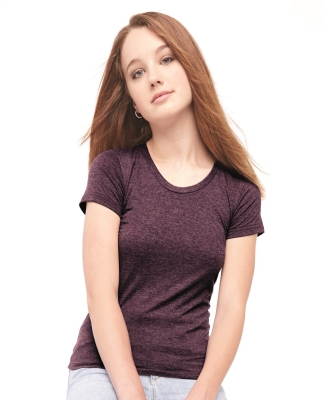 BB301W Ladies' Poly-Cotton Short-Sleeve Crewneck Catalog