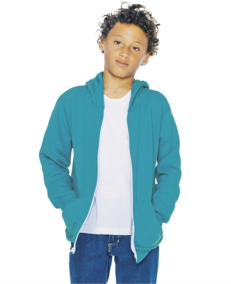 F297W Youth Flex Fleece Zip Hoodie Catalog