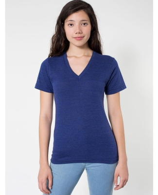 TR461W Unisex Triblend Short-Sleeve V-Neck Catalog