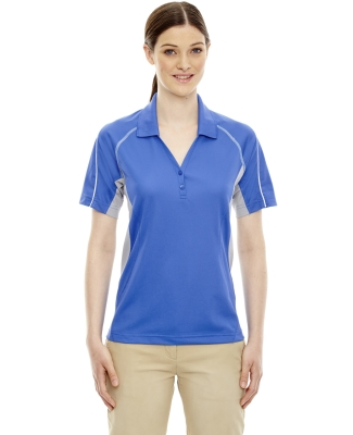 75110 Ash City - Extreme Eperformance™ Ladies' Parallel Snag Protection Polo with Piping