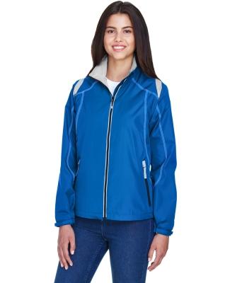 North End 78076 Ladies' Endurance Lightweight Colorblock Jacket NAUTICAL BLUE
