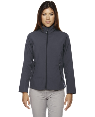 78184 Core 365 Cruise Ladies' 2-Layer Fleece Bonded Soft Shell Jacket