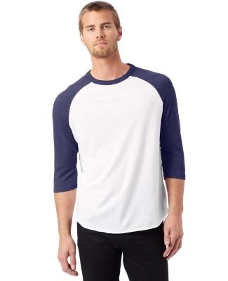 Alternative Apparel 5127 Keeper Vintage Jersey Baseball T-Shirt Catalog