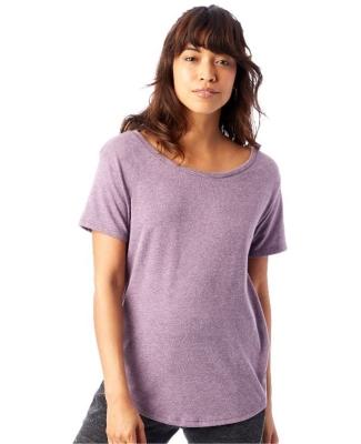 Alternative Apparel 5064 Women's Backstage Vintage Jersey T-Shirt Catalog