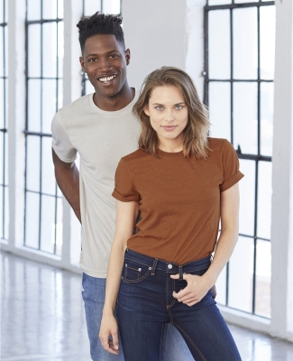 Bella + Canvas 3301 Unisex Sueded Tee Catalog