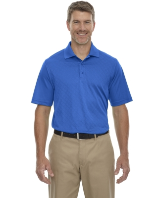 Extreme by Ash City 85116 Extreme Eperformance™ Men's Stride Jacquard Polo