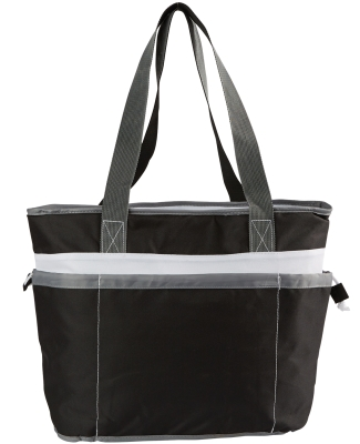 9251 Gemline Vineyard Insulated Tote BLACK