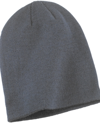 BA519 Big Accessories Slouch Beanie GREY