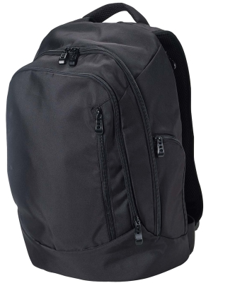 BE044 BAGedge Tech Backpack BLACK