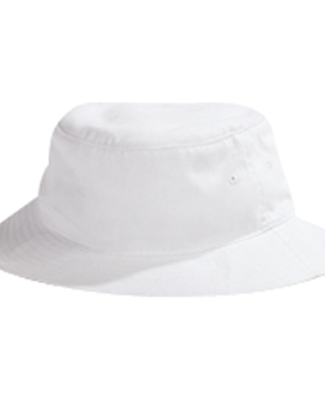 BX003 Big Accessories Crusher Bucket Cap WHITE