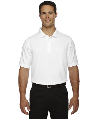 DG150T Devon & Jones Men's DRYTEC20™ Tall Performance Polo WHITE