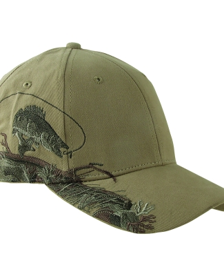 225 DD3200 Men's Wildlife Cap KHAKI